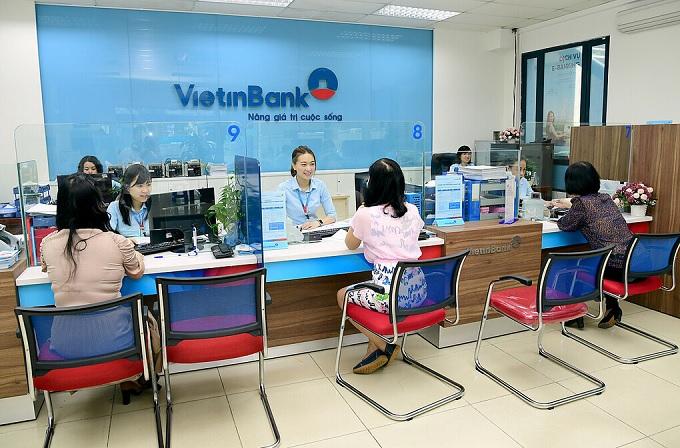 cách mở tài khoản vietinbank
